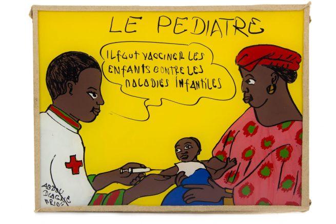 Cuadro Senegal