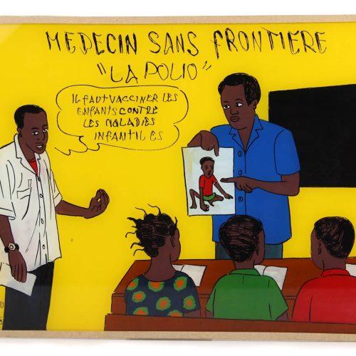 Pintura de Senegal