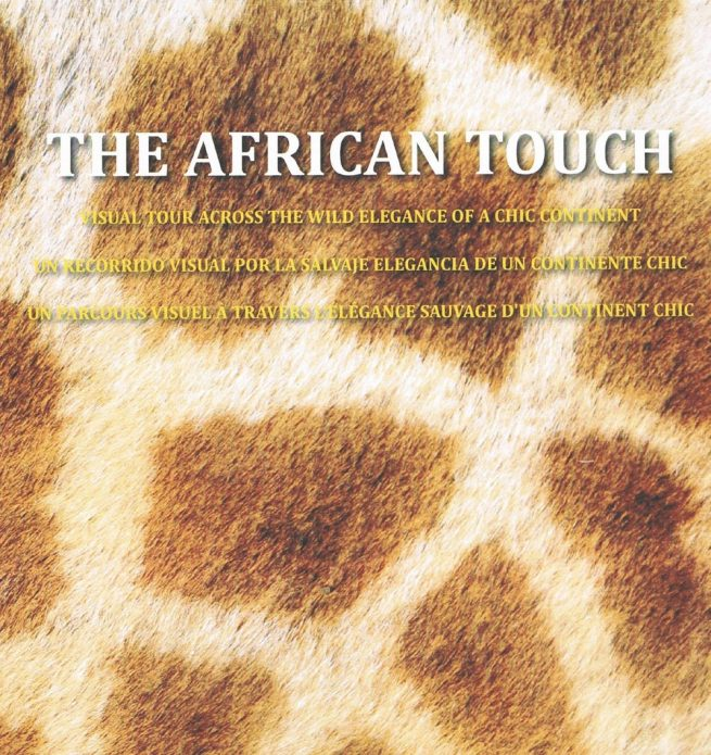 The African Touch, nuestro libro