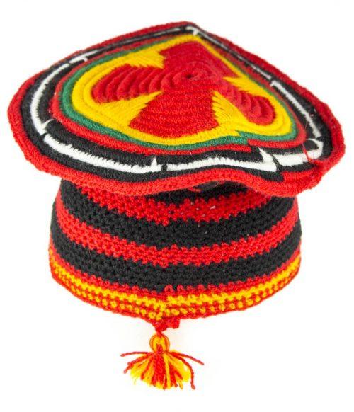 Gorro africano de lana
