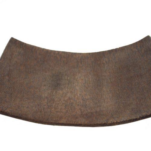 Bandeja de madera de coco