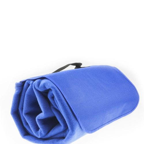 Manta de picnic azul
