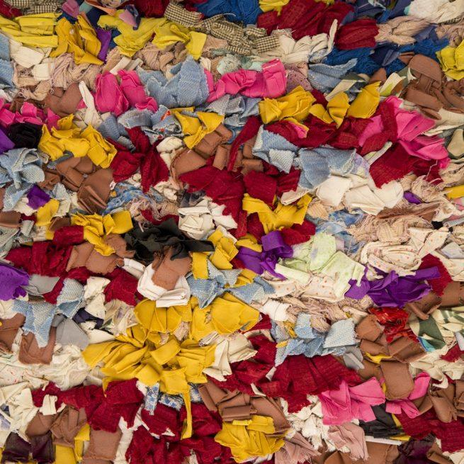 Alfombra Bereber reciclada