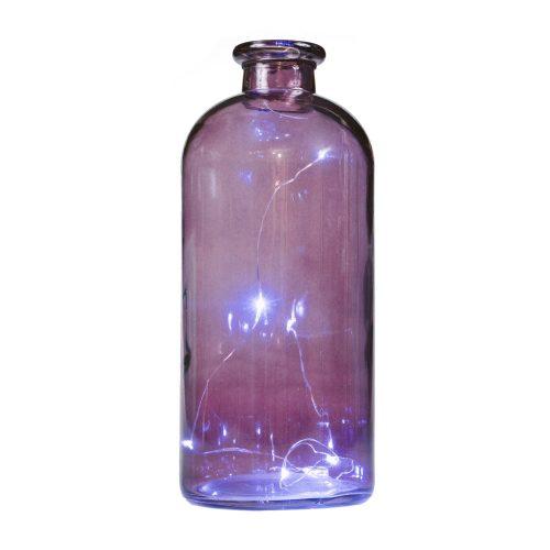 Botella decorativas con leds