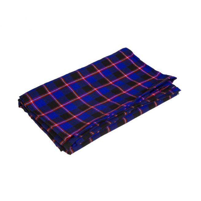 Manta Masai en algodón
