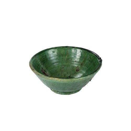 Cerámica verde ∅ 16 Cm.