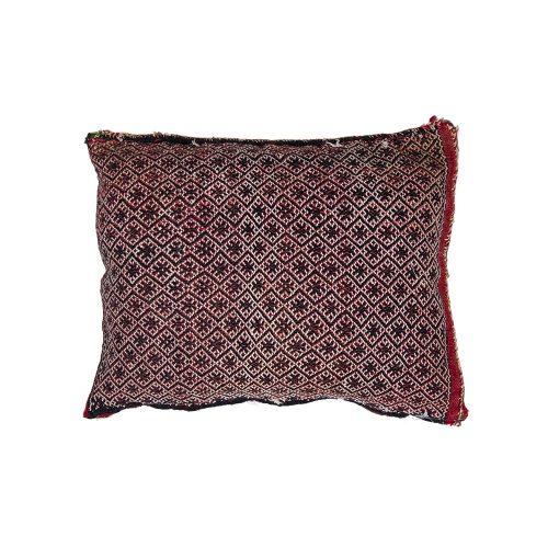 Cojin de kilim bereber con relleno (42x34)