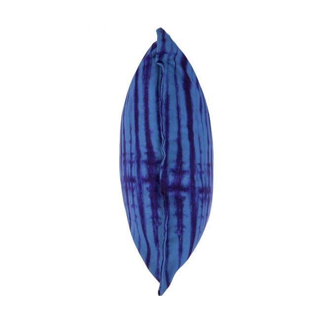 Cojín Brakina azul y morado 45x45